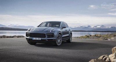 Porsche Cayenne có thể xuất hiện biến thể V6 chạy dầu diesel - 1