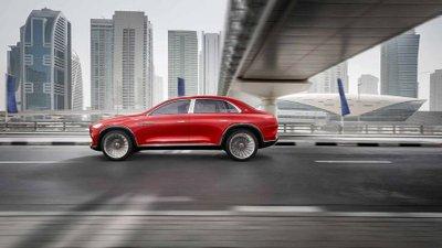 Mercedes-Maybach nhẹ hơn, tiện nghi hơn nhờ khung gầm và công nghệ mới a3