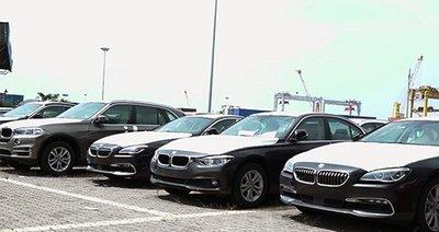 Tuần từ 11/5-17/5: Lượng ô tô nhập khẩu từ Đức lên Top đầu 1