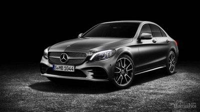Giá xe Mercedes-Benz C-Class.