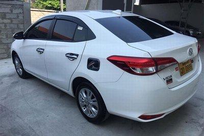 Bất ngờ với thiết kế hoàn toàn khác biệt của Toyota Vios 2018 mới xuất hiện tại Quảng Ninh - Ảnh 1.