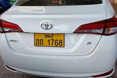 Bất ngờ với thiết kế hoàn toàn khác biệt của Toyota Vios 2018 mới xuất hiện tại Quảng Ninh - Ảnh 2.