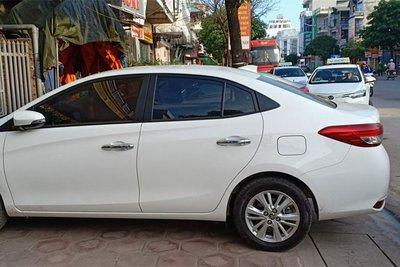 Bất ngờ với thiết kế hoàn toàn khác biệt của Toyota Vios 2018 mới xuất hiện tại Quảng Ninh - Ảnh 4.