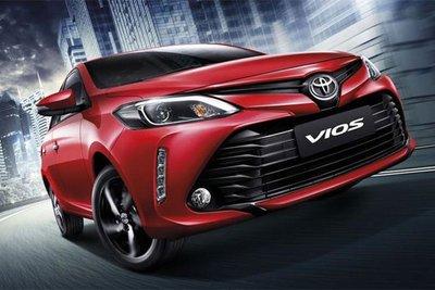 Bất ngờ với thiết kế hoàn toàn khác biệt của Toyota Vios 2018 mới xuất hiện tại Quảng Ninh - Ảnh 7.