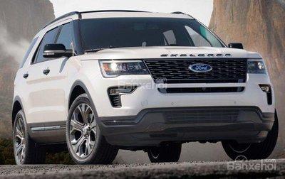 Ford Explorer 2018 mới