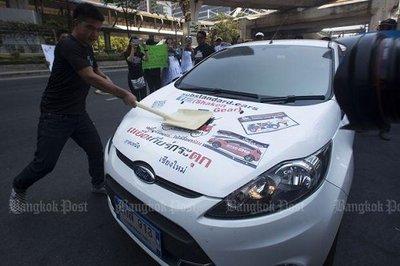 Ford Thái Lan khốn đốn vì lỗi hộp số PowerShift.