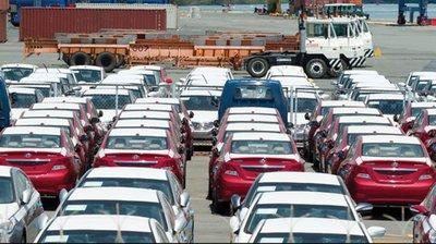 Từ 18-25/5, Việt Nam nhập khẩu gần 1.000 xe ô tô 1