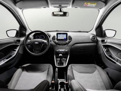 Ford Figo 2018 sẽ sớm ra mắt vào tháng 10/2018, đấu Hyundai Grand i10 - Ảnh 1.