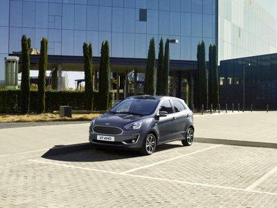 Ford Figo 2018 sẽ sớm ra mắt vào tháng 10/2018, đấu Hyundai Grand i10.