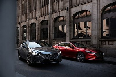 Xe Mazda6 2018 sử dụng động cơ diesel tại Nhật Bản có gá khởi điểm 589 triệu đồng 1