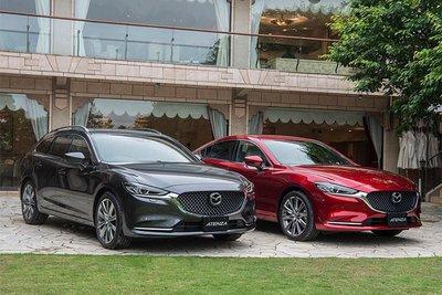Xe Mazda6 2018 sử dụng động cơ diesel tại Nhật Bản có gá khởi điểm 589 triệu đồng a13