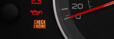 5 lỗi liên quan đến động cơ khiến đèn check-engine báo sáng 1.