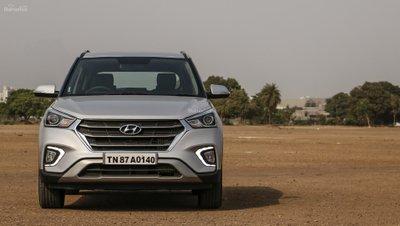 Hyundai Creta 2018 về Việt Nam