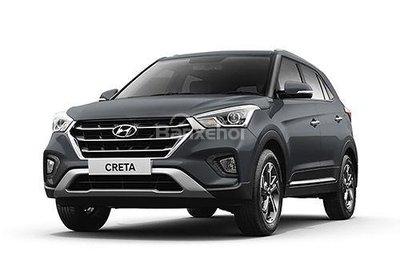 Hyundai Creta 2018 chưa rõ ngày về Việt Nam z