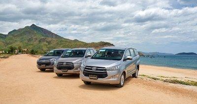 Toyota Innova - MPV bán chạy nhất thị trường Việt Nam nhiều năm nay.