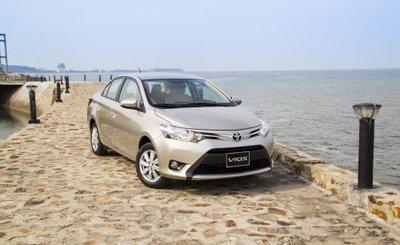 Thủ tục mua xe Toyota Vios trả góp 2018 .