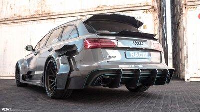 Audi RS6 độ hầm hố ngang xe đua DTM 11