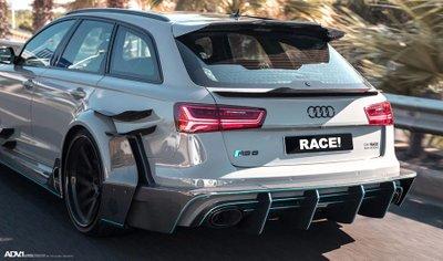 Audi RS6 độ hầm hố ngang xe đua DTM 7