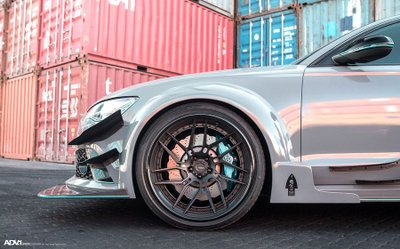 Audi RS6 độ hầm hố ngang xe đua DTM 13
