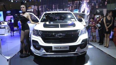 Chevrolet giảm giá loạt xe trong tháng 6: Spark, Trailblazer có mức giảm dao động từ 25-80 triệu.
