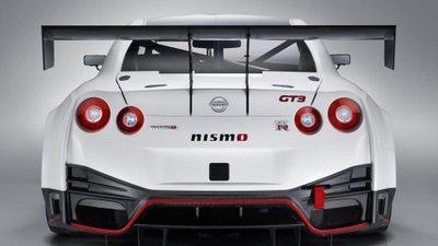 Nissan G-TR Nismo GT3 2018 trở lại với cải tiến bắt mắt 3