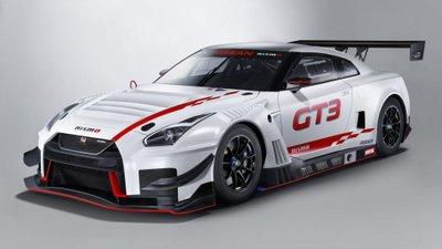 Nissan G-TR Nismo GT3 2018 trở lại với cải tiến bắt mắt.