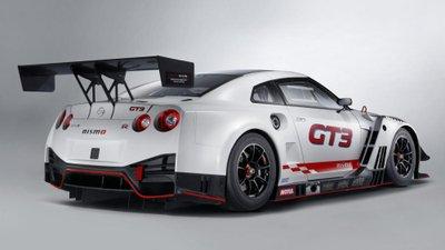 Nissan G-TR Nismo GT3 2018 trở lại với cải tiến bắt mắt 5