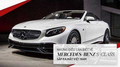 9 điều về Mercedes-Benz S-Class chuẩn bị ''''''''lên sóng'''''''' tại Việt Nam 1