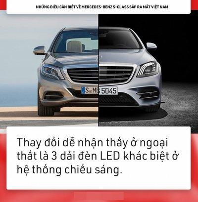 9 điều về Mercedes-Benz S-Class chuẩn bị ''''''''lên sóng'''''''' tại Việt Nam 7