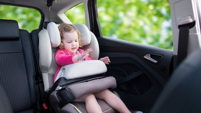 Trẻ em bị sốc nhiệt và tử vong nếu bị kẹt trong xe đỗ dưới trời nắng 5