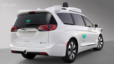 Không ngại khó, Waymo cùng FCA tiếp tục cược lớn vào công nghệ xe tự lái - 3