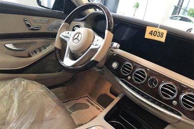 Cận cảnh Mercedes-Benz S450 L 2018 giá 4,19 tỷ đồng tại đại lý, chờ ngày mở bán a5