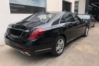 Cận cảnh Mercedes-Benz S450 L 2018 giá 4,19 tỷ đồng tại đại lý, chờ ngày mở bán a8