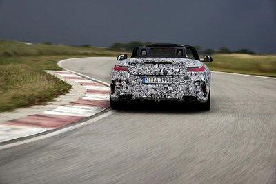 BMW Z4 M40i 2018 lộ diện trong bộ dạng roadster thuần chủng a8