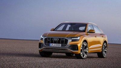 Audi Q8 2019 xuất hiện, BMW X6 và Mercedes-Benz GLE Coupe thêm lo ngại