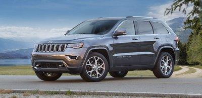 Jeep Grand Cherokee thế hệ mới sẽ sử dụng khung gầm Alfa Romeo Giorgio z