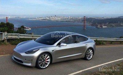 Trễ hạn, Tesla Model 3 hủy đặt hàng số lượng lớn - 1