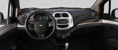 Thiết kế nội thất Chevrolet Spark 2018 a2
