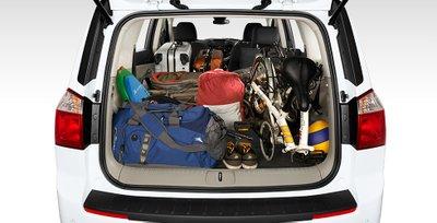 Lưu ý xếp đồ trên xe SUV 1