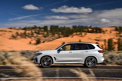 Động cơ của BMW X5 2019 z