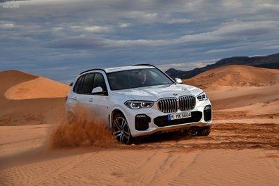 BMW X5 2019 dự kiến mở bán vào tháng 11/2018 z