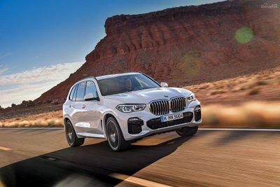 BMW X5 2019 có 4 lựa chọn động cơ z