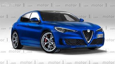 Alfa Romeo Giulietta thế hệ mới sẽ trông như thế nào - 1