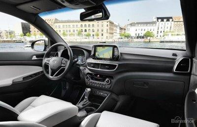 Sạch mà mạnh, SUV Hyundai Tucson 2019 hybrid diesel ra trận hè năm nay - 3