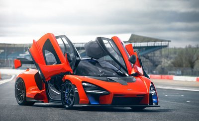 McLaren tập trung vào xe hybrid, thờ ơ trước SUV 3