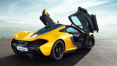 McLaren tập trung vào xe hybrid, thờ ơ trước SUV.