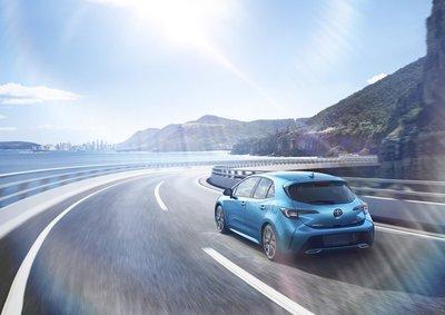 Toyota Corolla sẽ chỉ sử dụng khung gầm TNGA trong 2 năm tới.