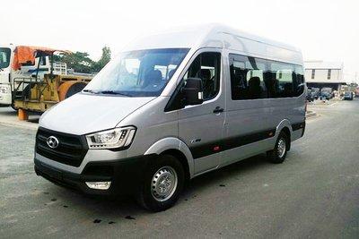 Hyundai Solati sắp ra mắt tại Việt Nam 1