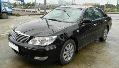 Chiếc Toyota Camry đời 2003 – 2004 đang được rao bán với giá từ 278 – 300 triệu đồng1