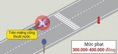 Cách dừng, đỗ xe ô tô đúng quy định để không bị phạt 13.